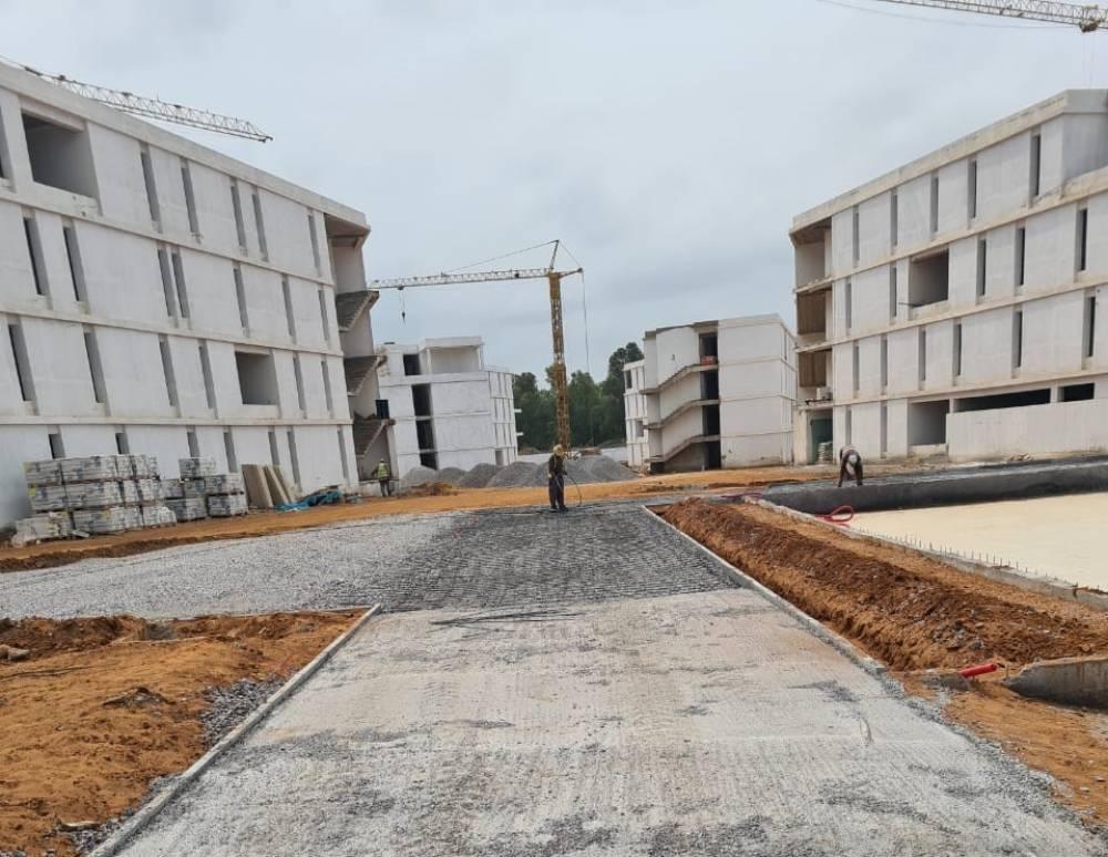 Construction d'une nouvelle CU à Kénitra
