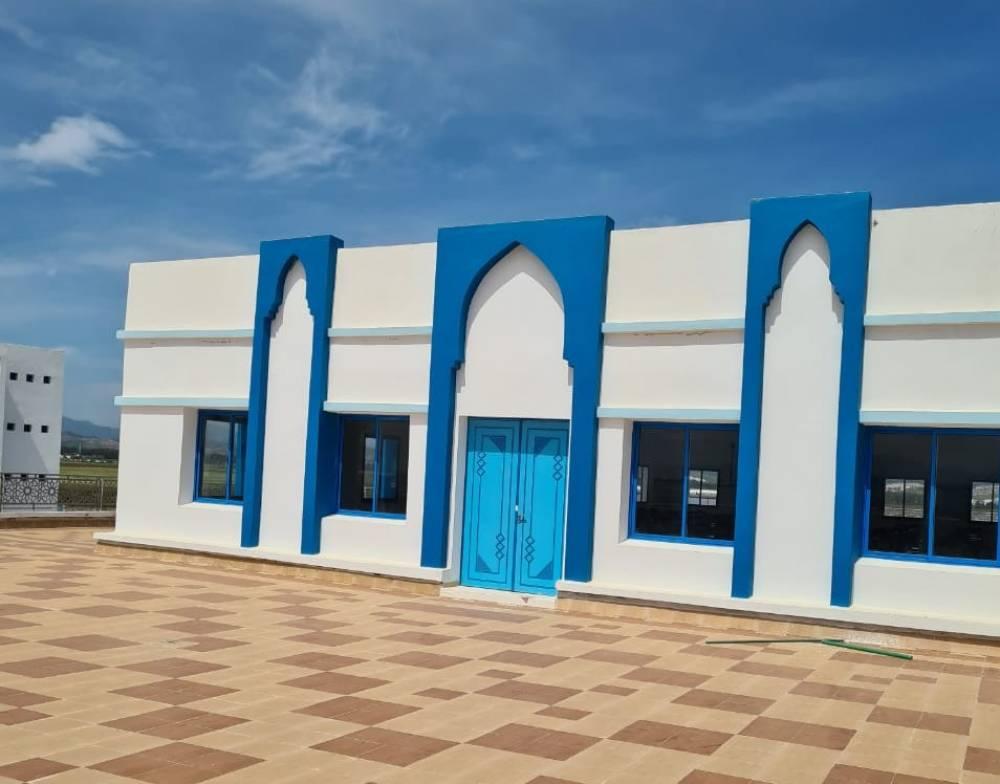 Construction d'une nouvelle CU à Tétouan