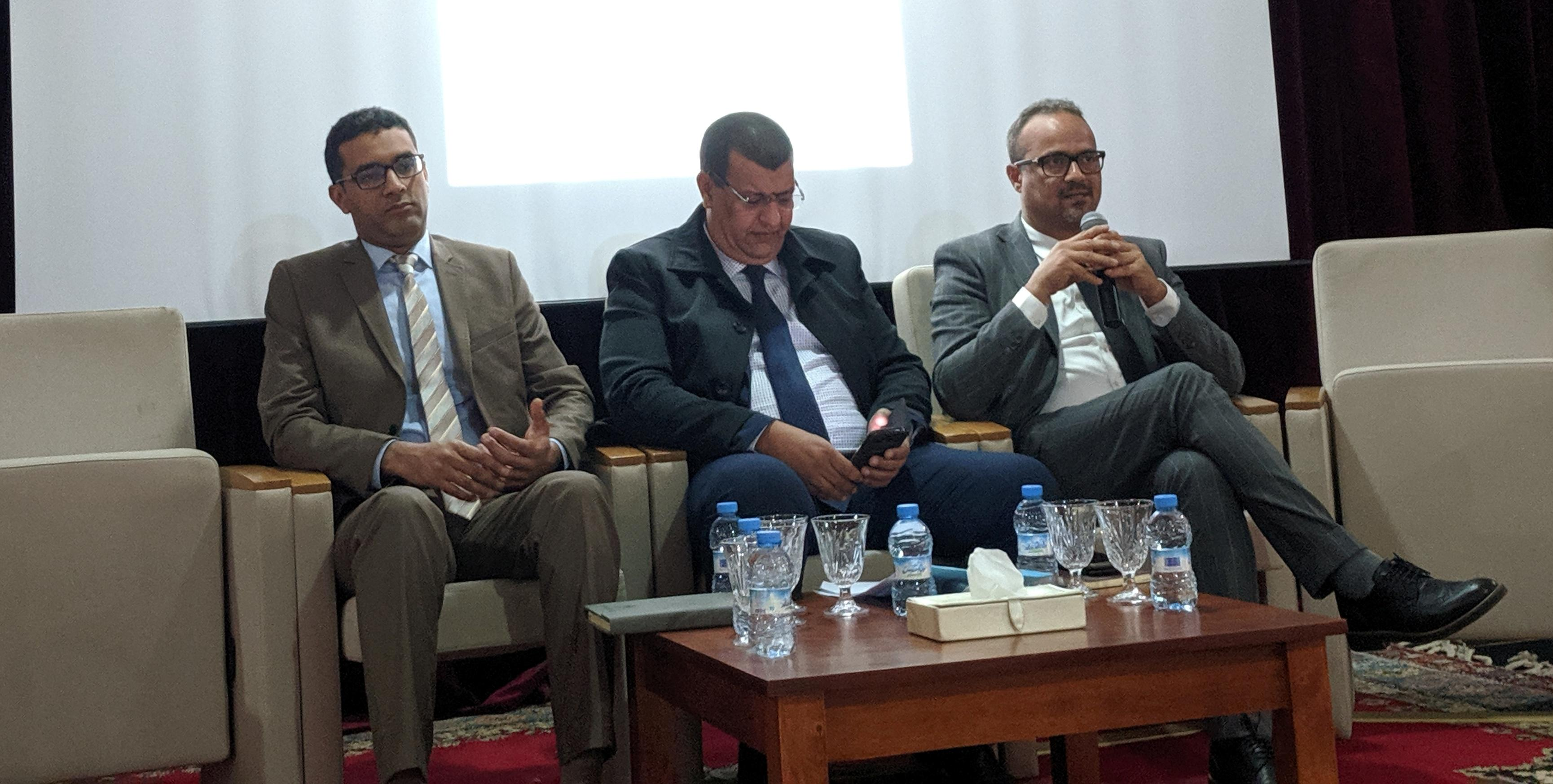 Rabat: journée de sensibilisation à propos de l'Assurance Maladie Obligatoire des Etudiants.