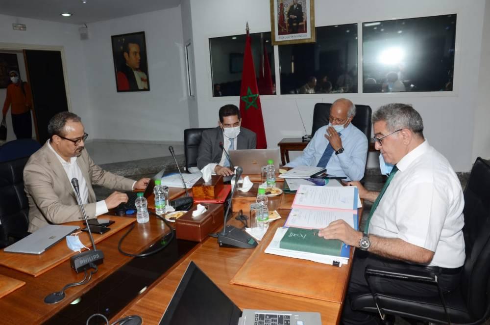 23ÈME SESSION DU CONSEIL D'ADMINISTRATION DE L'OFFICE NATIONAL DES OEUVRES UNIVERSITAIRES SOCIALES