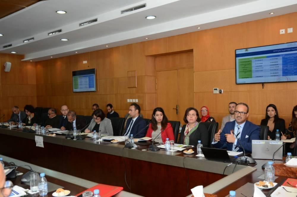 22ÈME SESSION DU CONSEIL D'ADMINISTRATION DE L'OFFICE NATIONAL DES OEUVRES UNIVERSITAIRES SOCIALES